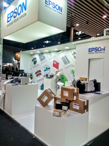 Epson impulsa la personalización del packaging desde Hispack 2018
