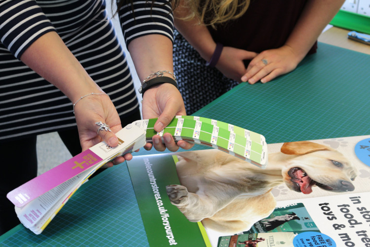 Mole Valley Farmers chose Epson for perfect prints every time