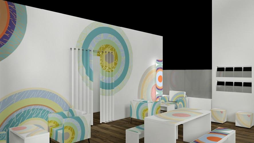 Viscom 2014: Interior Design und Textildruck im Fokus