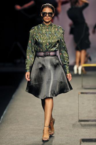 Epson lleva la innovación en producción textil digital al 080 Barcelona Fashion