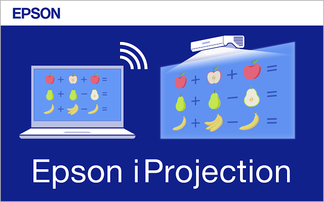 Epson iProjection App now available for Chromebooks