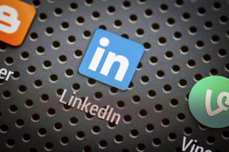 Uso de LinkedIn en departamentos de marketing y ventas