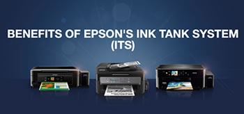 Online calculator works out how much consumers can save with Epson's Ink Tank System printers