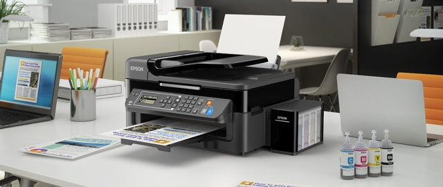 Epson High-Capacity Ink Tank Printers Achieve Cumulative Global Sales of 15 Million Units
