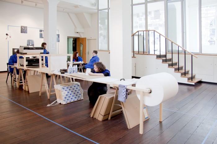 Epson steunt eindexamenstudenten Koninklijke Academie voor de Beelden Kunsten