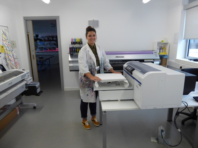 Birmingham City University uses SureColor printers