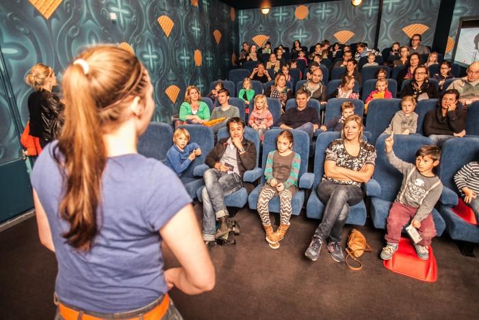 Epson laat kinderen hun eigen films vertonen tijdens 'Fantastisch Kinderfilm Festival'