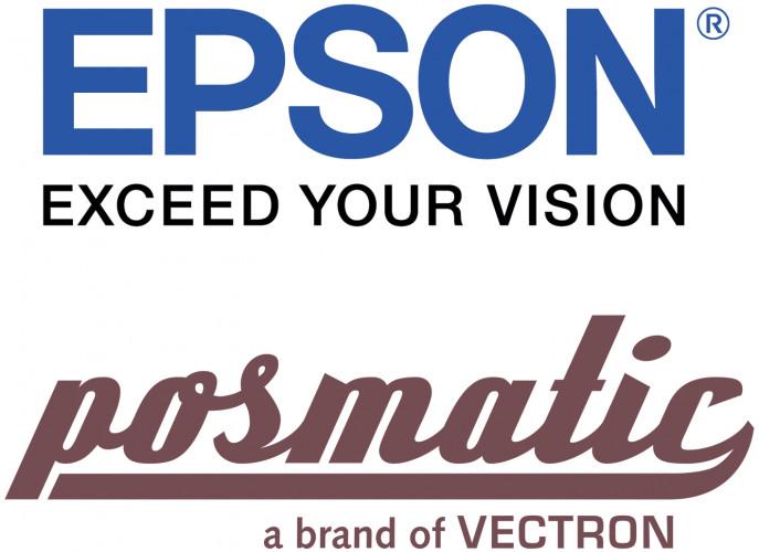 Epson und posmatic GmbH kooperieren bei Fiskallösungen