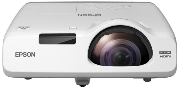 Epson lanserar nya, mångsidiga projektorer för korta avstånd med lättanvända funktioner