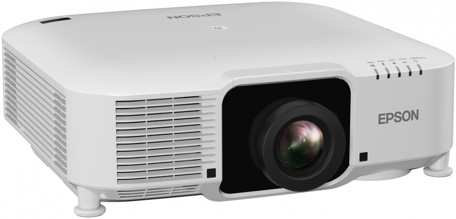 Epson announces new range of compact, 3LCD installation laser projectors with interchangeable lenses