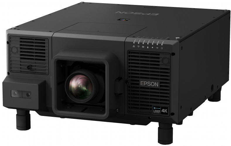 Epson launches first 4K 3LCD laser installation projector and a new compact 20,000-lumen WUXGA model