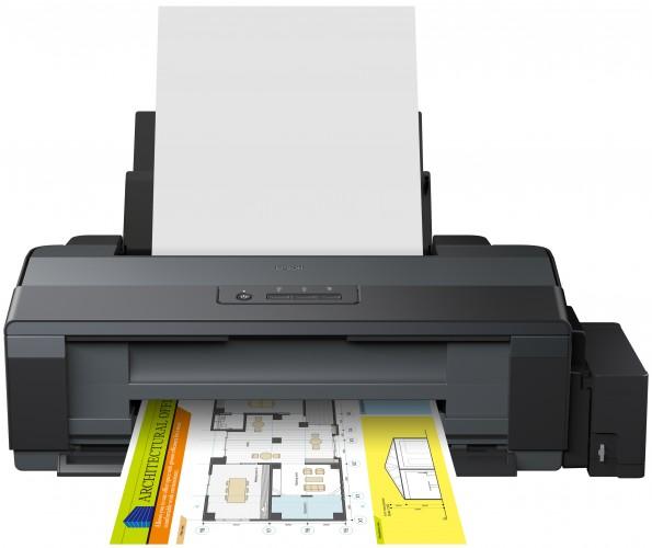 Les premières imprimantes à système de réservoirs d'encre A3 d'Epson