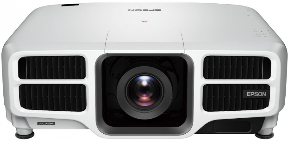 Epson laser projectors provides good solution for large scale outdoor event