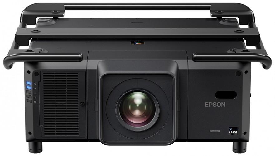 Firma Epson prezentuje pierwszy na świecie projektor laserowy 3LCD o natężeniu światła na poziomie 25 000 lumenów