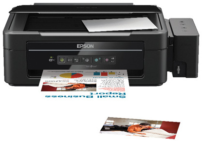 Epson launches EcoTank, including two years' worth of  ink¹, without the need for ink cartridges