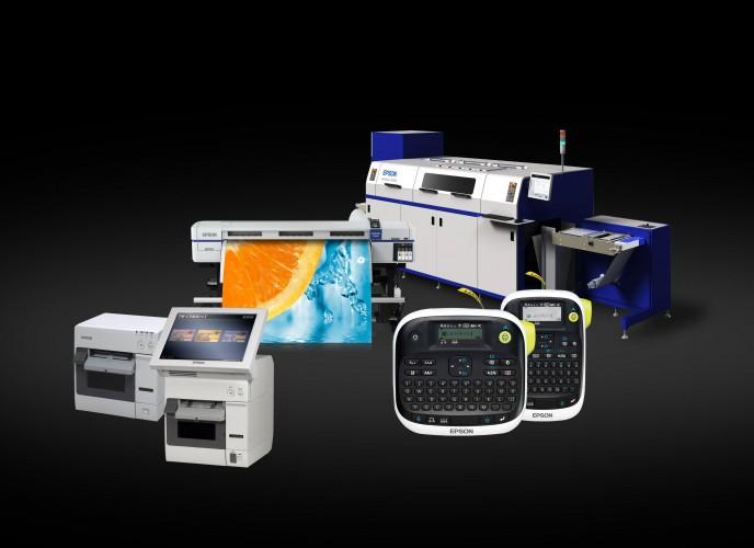 Epson muestra todo su potencial en producción digital de etiquetas en LabelExpo 2015