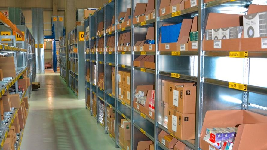 LabelWorks Pro100, utilisation d'espace et capacité de stockage optimales