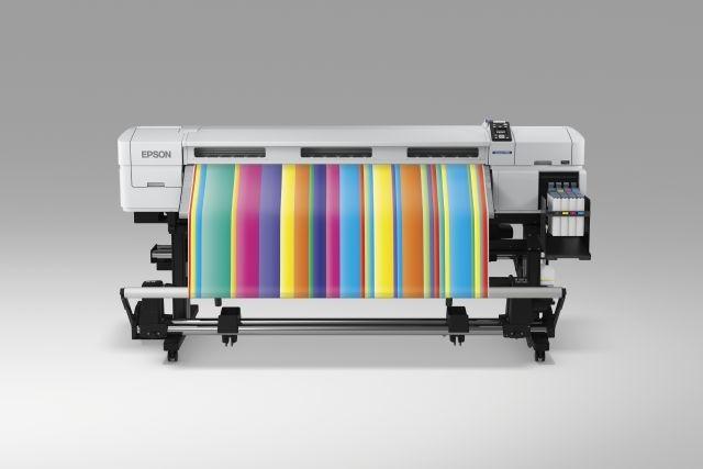 Epson uvádí řadu sublimačních tiskáren SureColor SC-F