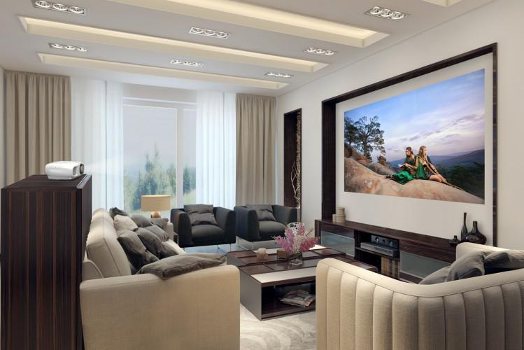 """""""Epson"""" tarptautinėje parodoje """"IFA 2019"""" pristato universalius ir prieinamus 4K PRO-UHD projektorius visai šeimai"""