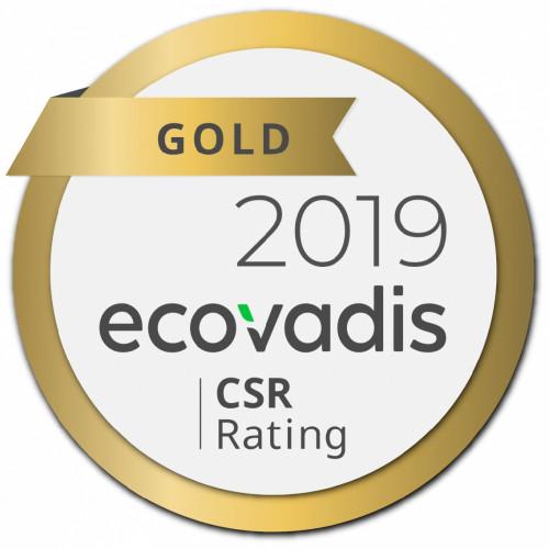 Epson ottiene il premio EcoVadis Gold per la responsabilità sociale di impresa
