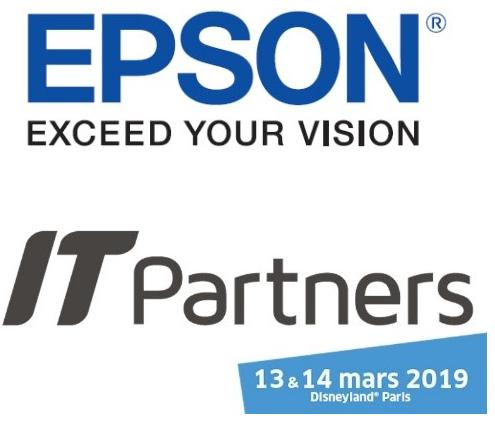 Epson présentera ses dernières nouveautés au salon IT Partners