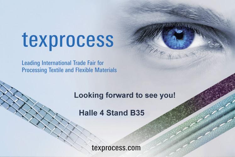 texprocess 2017: Arbeiten mit Epson Druck- und Scanlösungen
