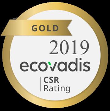 EcoVadis Goldstatus für Epson – zum dritten Mal in Folge
