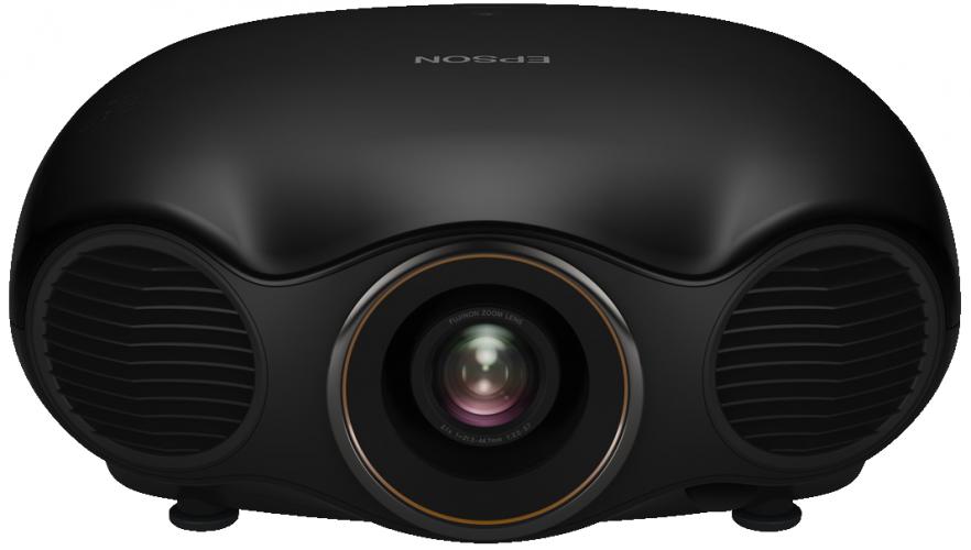 Epson lanza su primer proyector láser 4K