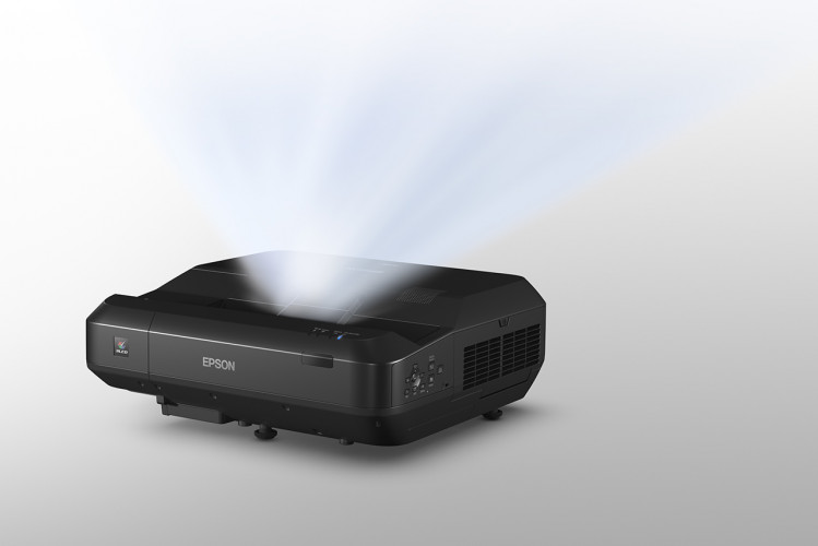 Epson launches first laser ultra-short-throw projector for the home as a viable alternative to oversized TVs