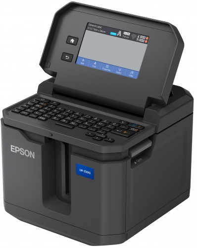 Epson introduces two compact industrial label makers for time-conscious, high print volume users