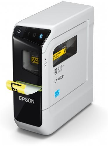 Epson breidt LabelWorks-reeks uit met nieuwe modellen