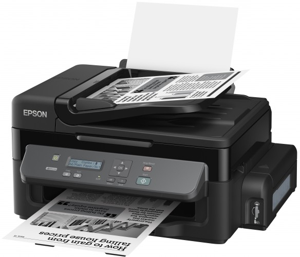 Epson launches first monochrome integrated ink tank system printers
