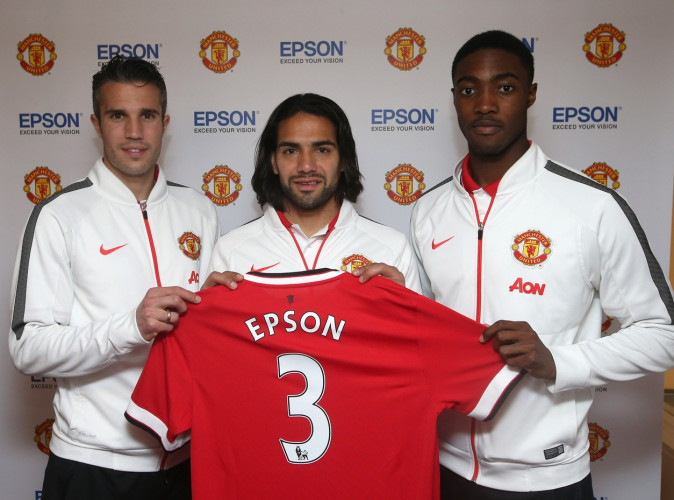 Epson and Manchester United Renew Global Sponsorship Agreement