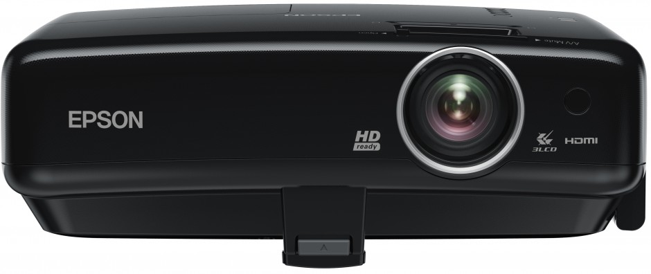 Epson achieves another first with the introduction of HD-Ready 3LCD projector with iPod docking station
