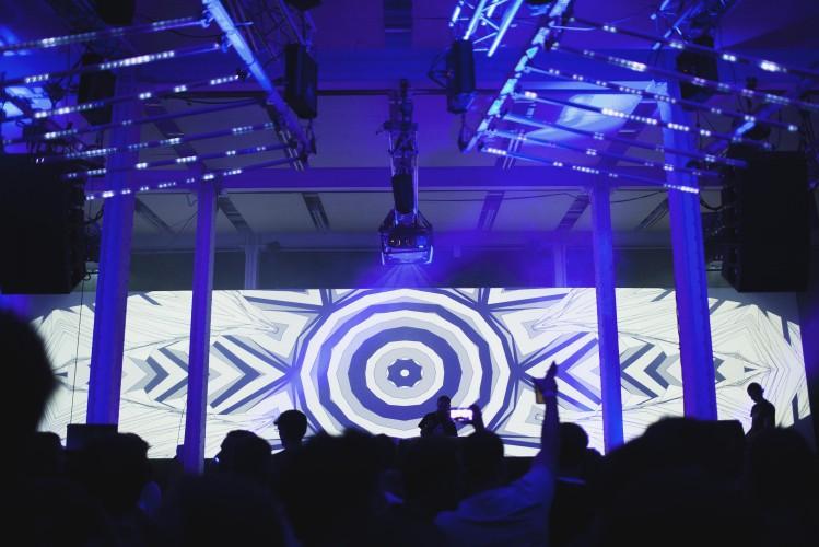 MIRA Digital Arts Festival y Epson llevan un paso más allá la unión entre artes digitales, música y tecnología