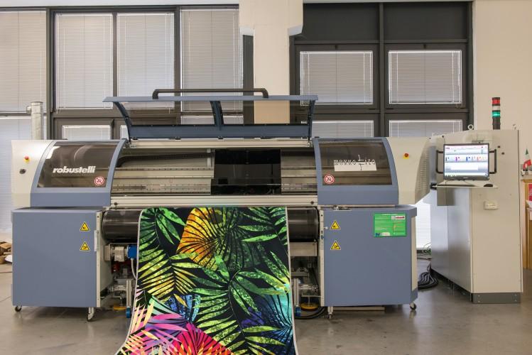 Epson apresenta últimas novidades de impressão têxtil digital na Heimtextil 2017