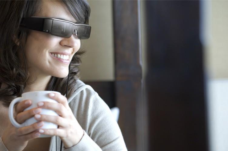 Epson stellt zweite Generation von Smart-Brillen vor