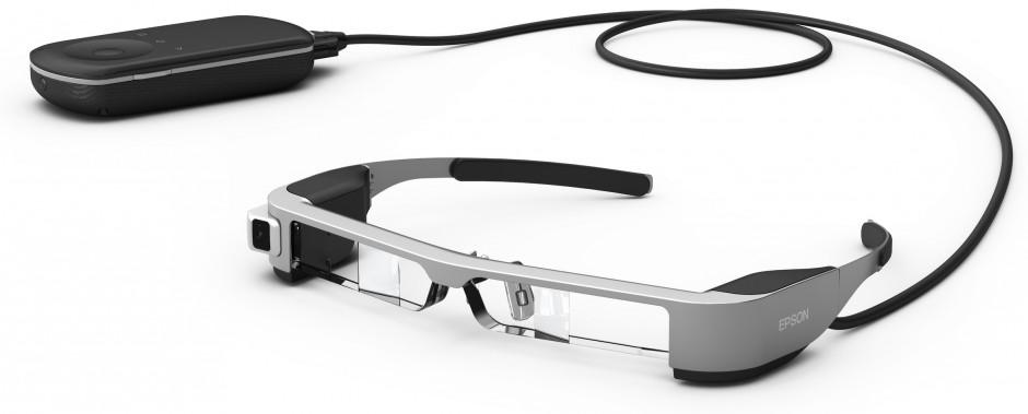 Moverio BT-300 : les lunettes ultra-intelligentes
