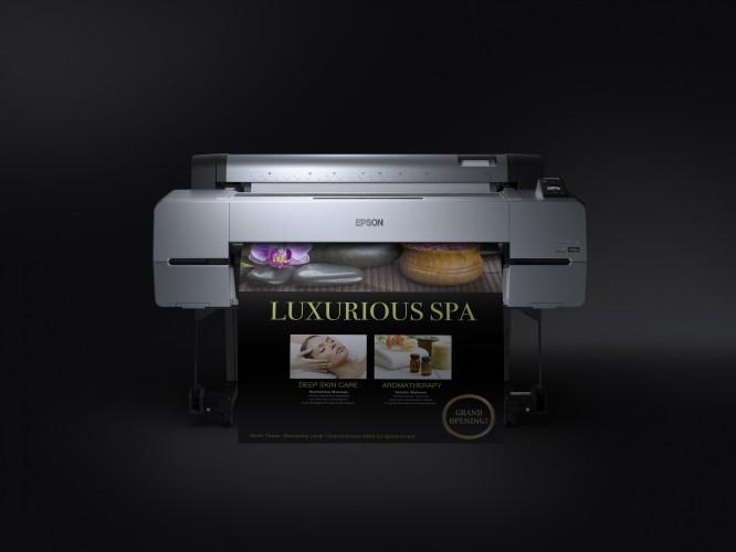 Epson lansează imprimata de mare viteză SureColor SC-P10000 pentru producția de printuri de mari dimensiuni