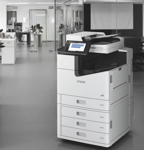 Epson vuole continuare a crescere e presenta nuove stampanti inkjet ad alta velocità con testina fissa