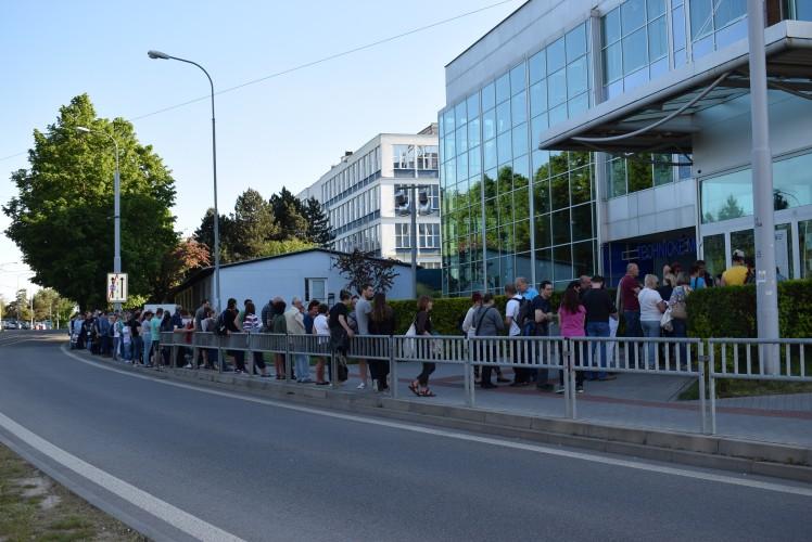 Téměř 5 000 návštěvníkům zpestřily Brněnskou muzejní noc produkty společnosti Epson