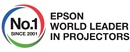 Epson verwerft aandeel van 22,7% in de  EMEA-projectormarkt