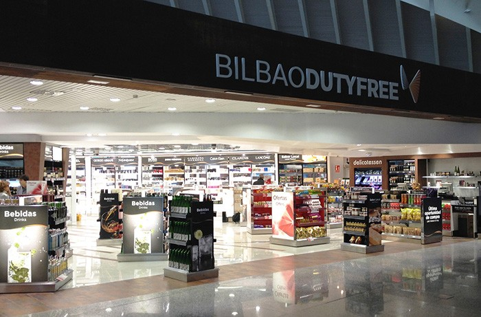 Duty Free Make Over