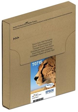 Epson lanserar nytt förpackningssortiment för bläckpatroner