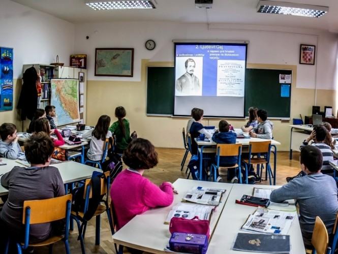 Video projektori za bolju kvalitetu školskih predavanja