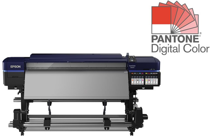De SureColor SC-S80600-printer is nu Pantone-gecertificeerd