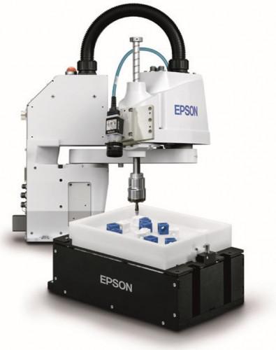 Epson מכריזה על מערכות גמישות להזנת חלקים במסגרת Motek 2019