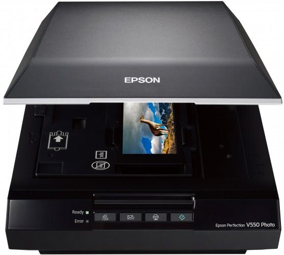 Epson Scanner: Verjüngungskur für Fotos
