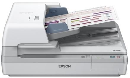 Skannere fra Epson gir bedre arbeidsflyt for forretningsdokumenter