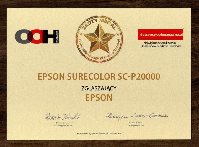 Obecność na Festiwalu Druku 2016 sukcesem firmy Epson